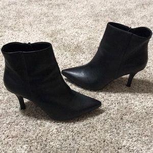 Black Steven by Steve Madden black boots